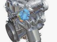 Двигатель LADA-1117, 1118, 1119