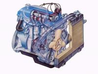 Двигатель (ВАЗ 2123)